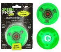 Green Biscuit Alien Green Puck